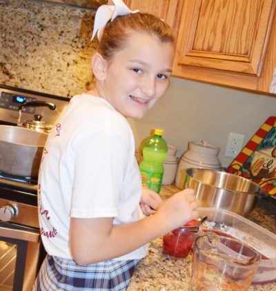 Spreading the Love and Raising Funds with Homemade Jelly