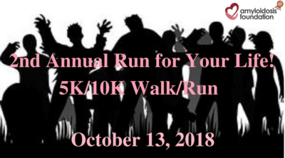 2nd Annual 5k/10k Walk/Run for Research
