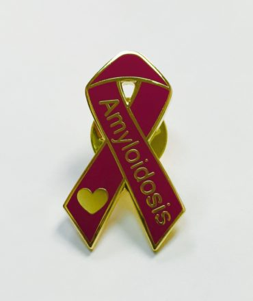 Ribbon Awareness Pin