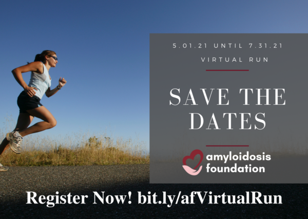 2nd Annual<br>Run for Your Life<br>Virtual 5K/10K